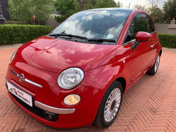 2014 Fiat 500 1.2 Lounge  Gauteng Pretoria_0