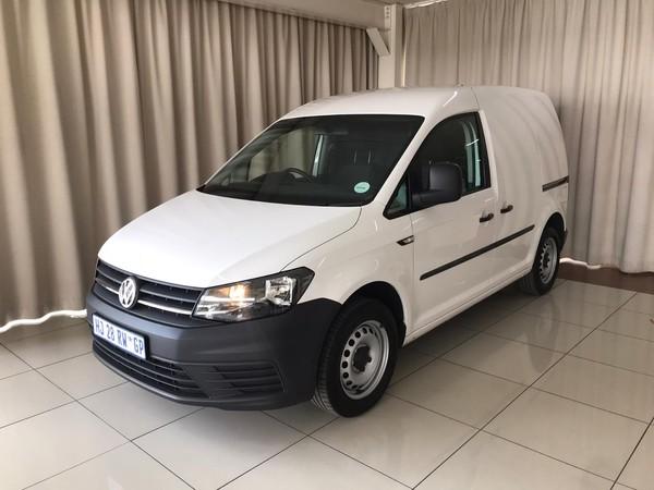 2018 Volkswagen Caddy 1.6i 81KW FC PV Gauteng Vereeniging_0