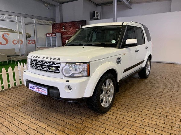 2010 Land Rover Discovery 4 3.0 Tdv6 Se  Kwazulu Natal Pinetown_0