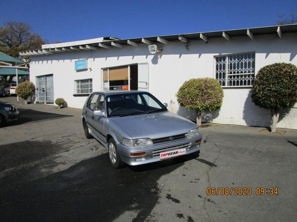 2000 Toyota Tazz 130  Gauteng Bryanston_0