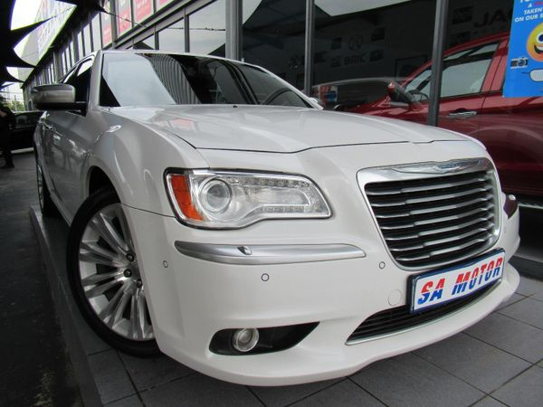 2013 Chrysler 300C 3.6l Lux At  Gauteng Randburg_0