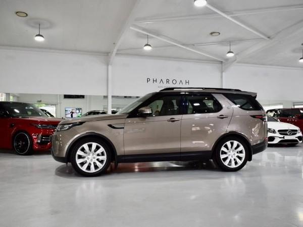 2017 Land Rover Discovery 3.0 TD6 SE Gauteng Sandton_0