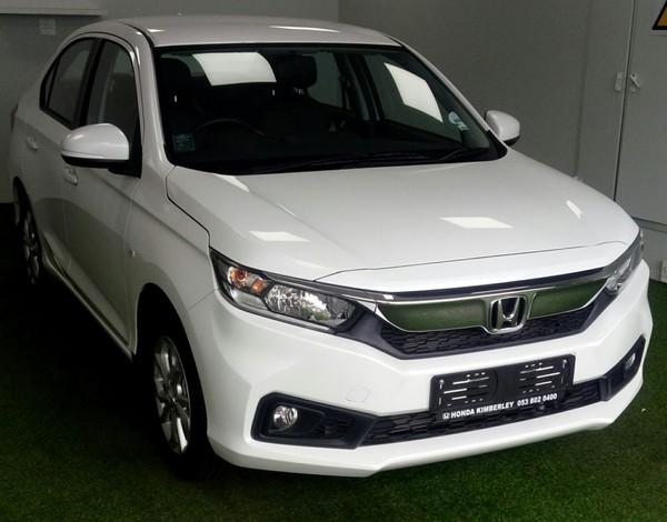 2020 Honda Amaze 1.2 Comfort CVT Gauteng Kempton Park_0