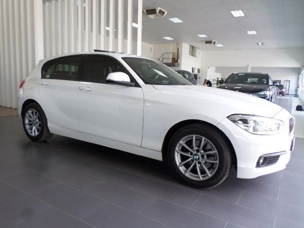 2017 BMW 1 Series 120i 5DR Auto f20 Northern Cape Kimberley_0