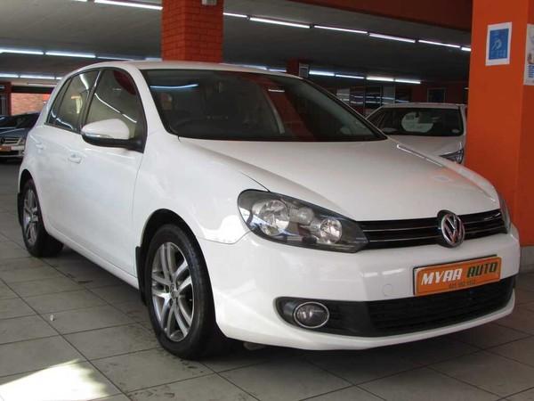 2009 Volkswagen Golf Vi 1.6 Tdi Comfortline Dsg  Western Cape Cape Town_0