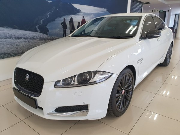 2014 Jaguar XF 3.0 Sc Premium Luxury  Gauteng Pretoria_0