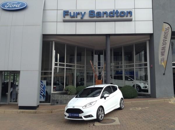2017 Ford Fiesta ST 1.6 Ecoboost GDTi Gauteng Sandton_0
