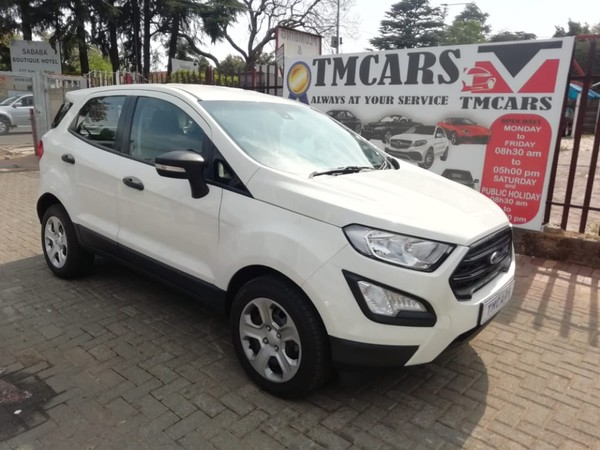 2019 Ford EcoSport 1.0 Ecoboost Trend Gauteng Bramley_0