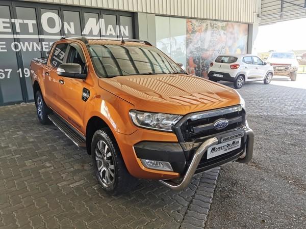 2017 Ford Ranger 3.2TDCi WILDTRAK Auto Double Cab Bakkie Eastern Cape Port Elizabeth_0