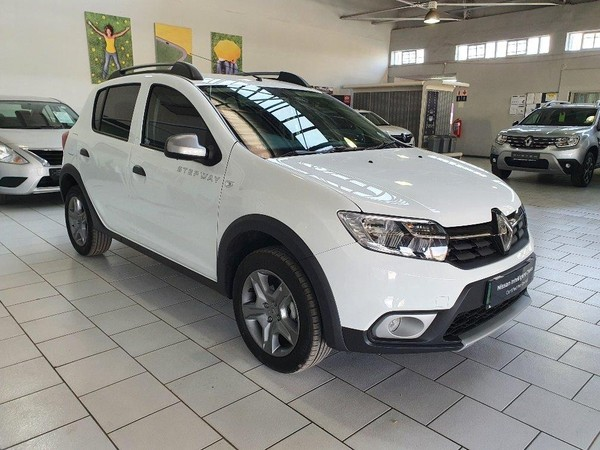 2020 Renault Sandero 900T Stepway Expression Northern Cape Kimberley_0