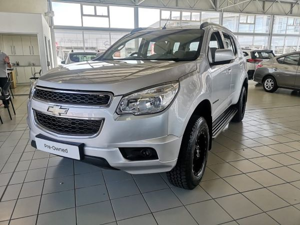 2013 Chevrolet Trailblazer 2.5 Lt  Eastern Cape East London_0