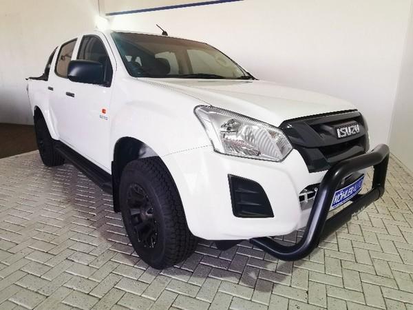 2020 Isuzu D-MAX 300 Hi-Rider Auto Double Cab Bakkie Mpumalanga Witbank_0