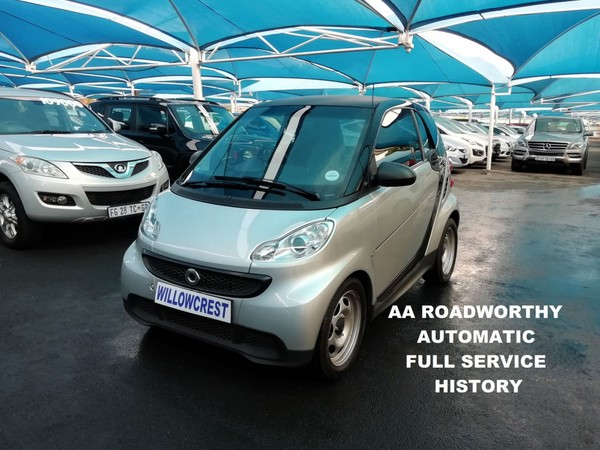 2012 Smart Coupe Pure Mhd  Gauteng Randburg_0