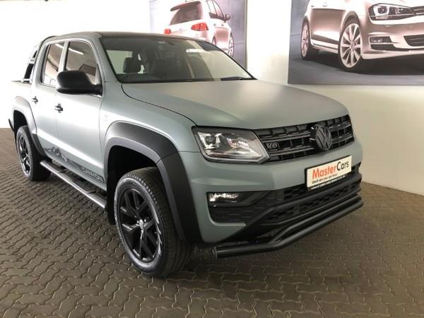 2020 Volkswagen Amarok Canyon 3.0TDi 4MOT Auto Double Cab Bakkie Gauteng Edenvale_0