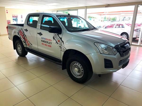 2020 Isuzu D-MAX 250 HO Hi-Rider Double Cab Bakkie Northern Cape Kimberley_0