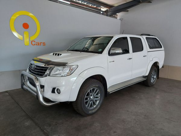 2014 Toyota Hilux 3.0d-4d Raider Rb At Pu Dc  Mpumalanga Mpumalanga_0