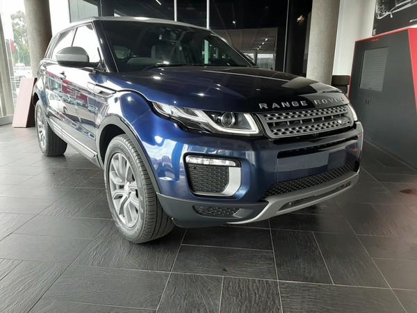 2017 Land Rover Evoque 2.2 SD4 SE Gauteng Pretoria_0