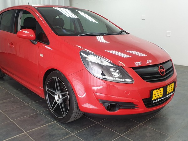 2009 Opel Corsa 1.6 Sport 5dr  North West Province Potchefstroom_0