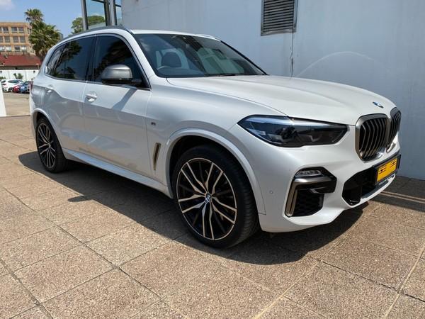 2019 BMW X5 M50d Gauteng Germiston_0