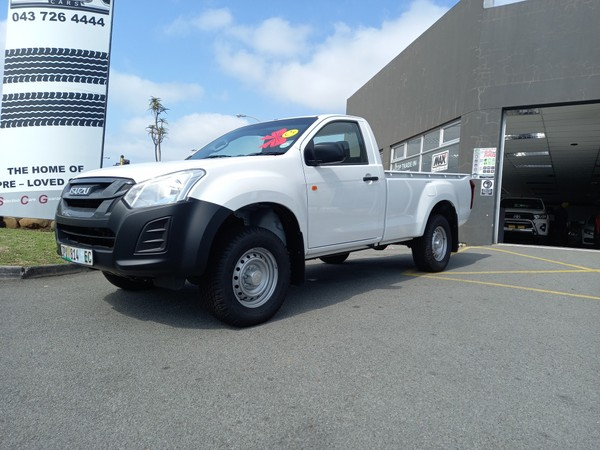 2020 Isuzu D-MAX 250 HO Fleetside Single Cab Bakkie Eastern Cape Nahoon_0