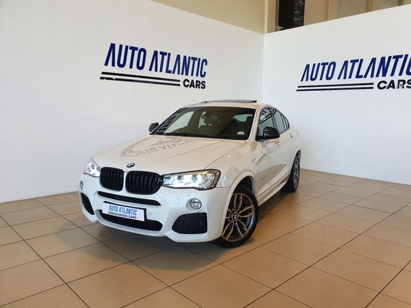 2015 BMW X4 xDRIVE30d M Sport Western Cape Cape Town_0