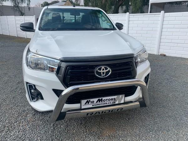 2019 Toyota Hilux 2.4 GD-6 RB SRX PU ECAB Eastern Cape Cradock_0