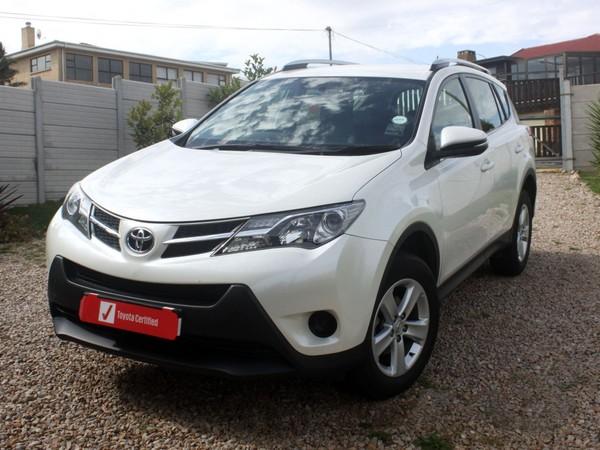 2014 Toyota Rav 4 2.0 GX Auto Western Cape Mossel Bay_0