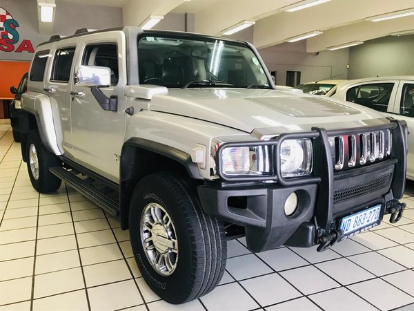 2008 Hummer H3 At  Gauteng Springs_0