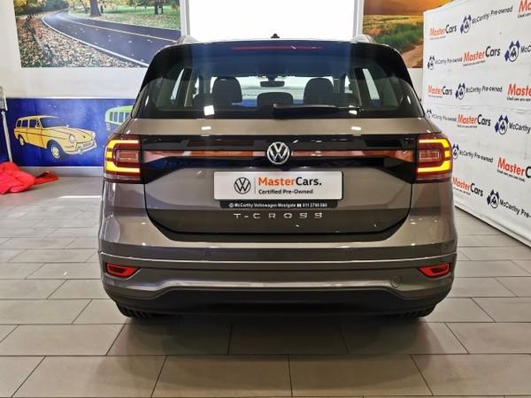 2020 Volkswagen T-Cross 1.0 Comfortline DSG Gauteng Roodepoort_0