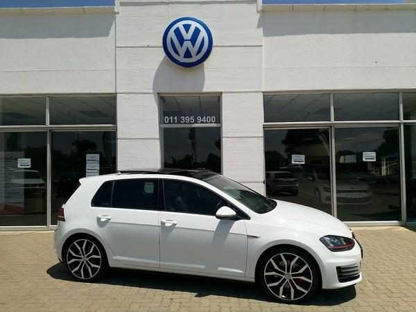2017 Volkswagen Golf VII GTi 2.0 TSI DSG Gauteng Benoni_0