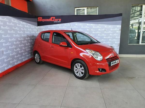 2014 Suzuki Alto 1.0 Glx  Gauteng Pretoria_0