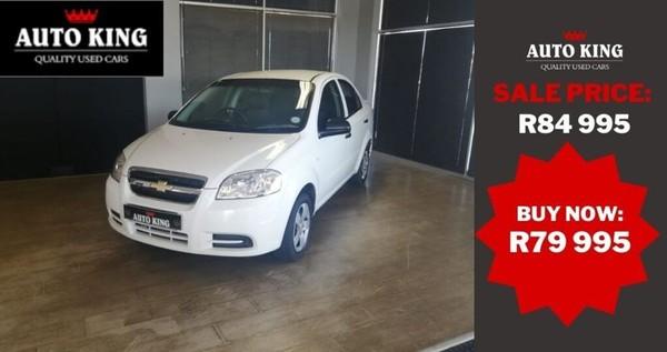 2013 Chevrolet Aveo 1.6 L  Western Cape Cape Town_0