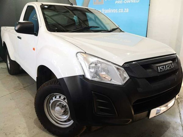 2020 Isuzu D-MAX 250 HO Fleetside Safety Single Cab Bakkie Western Cape Somerset West_0