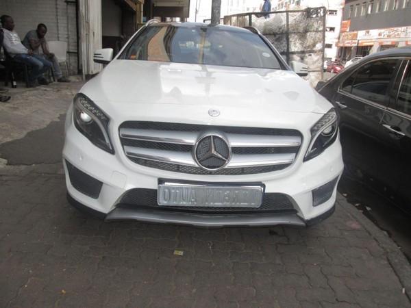 2016 Mercedes-Benz GLA-Class 200 Auto Gauteng Johannesburg_0