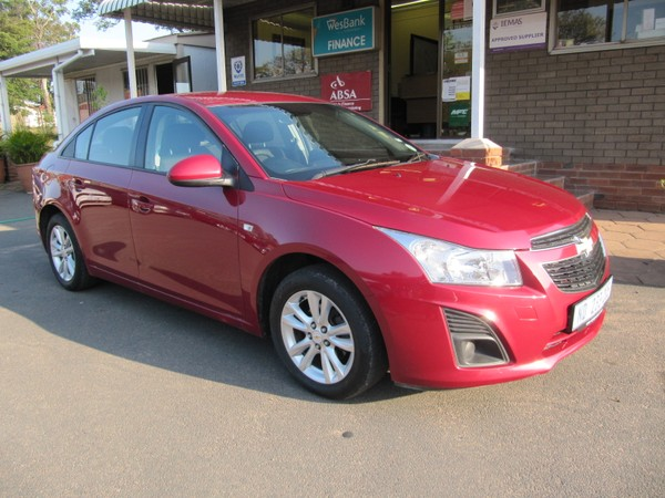 2013 Chevrolet Cruze 1.6 L  Kwazulu Natal Pinetown_0