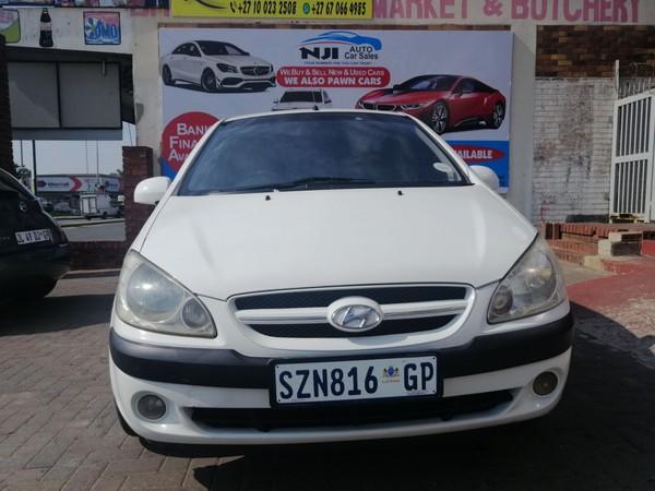2007 Hyundai Getz 1.6 Hs  Gauteng Bramley_0