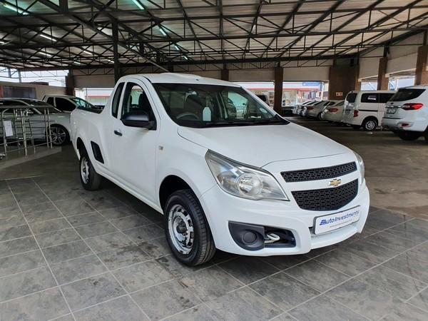 2016 Chevrolet Corsa Utility 1.4 Sc Pu  Limpopo Polokwane_0