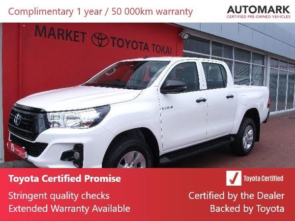2020 Toyota Hilux 2.4 GD-6 SRX 4X4 Auto Double Cab Bakkie Western Cape Tokai_0