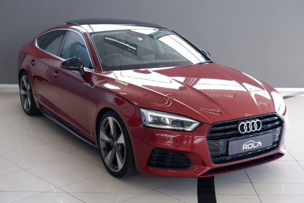 2017 Audi A5 Sportback 2.0 TDI S-Tronic Western Cape Somerset West_0