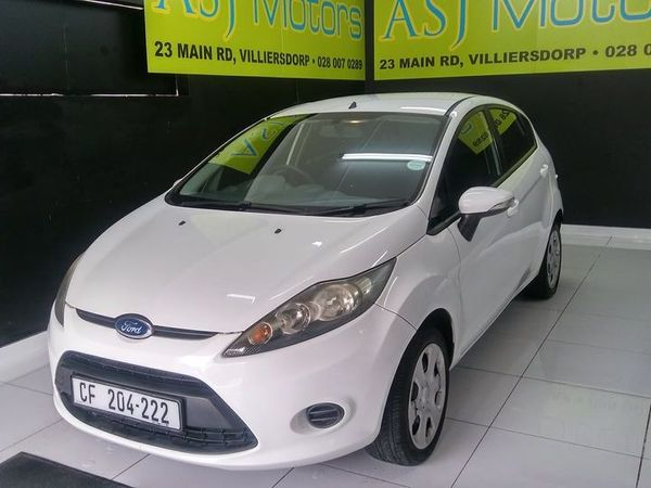 2011 Ford Fiesta 1.4i Ambiente 5dr  Western Cape Villiersdorp_0