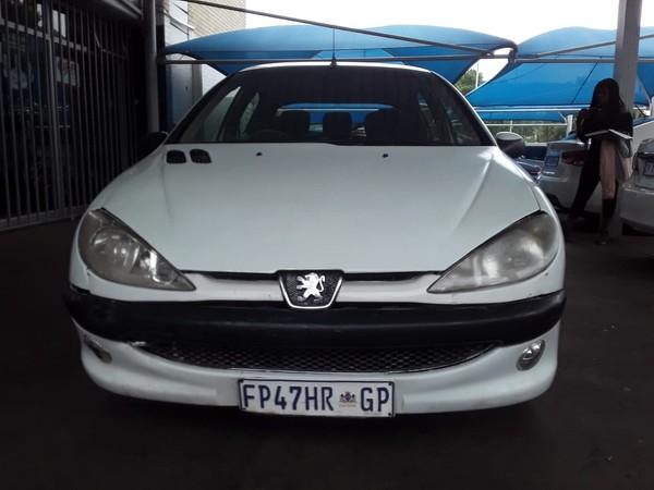 2006 Peugeot 206 1.6 Xs  Gauteng Johannesburg_0