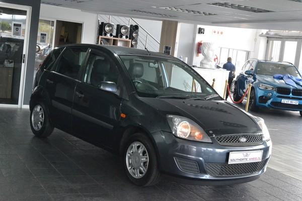 2008 Ford Fiesta 1.6 Tdci Ambiente 5dr  Gauteng Roodepoort_0