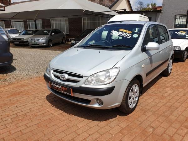 2006 Hyundai Getz 1.4 Hs  Gauteng Boksburg_0