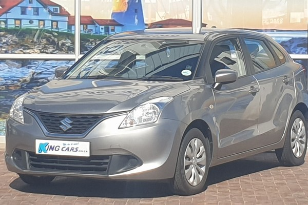 2018 Suzuki Baleno 1.4 GL 5-Door Eastern Cape Port Elizabeth_0