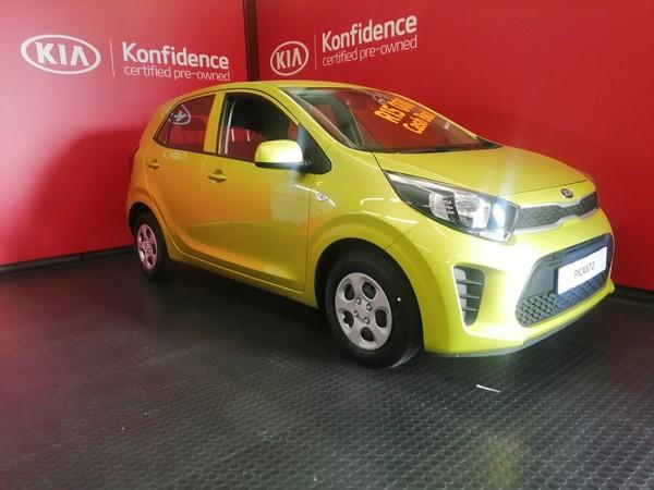 2020 Kia Picanto 1.2 Start Auto Gauteng Edenvale_0
