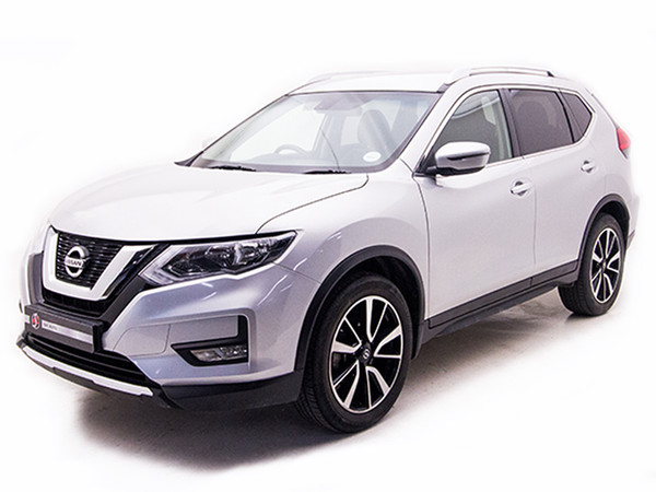 2019 Nissan X-Trail 2.5 Acenta PLUS 4X4 CVT 7S Gauteng Boksburg_0