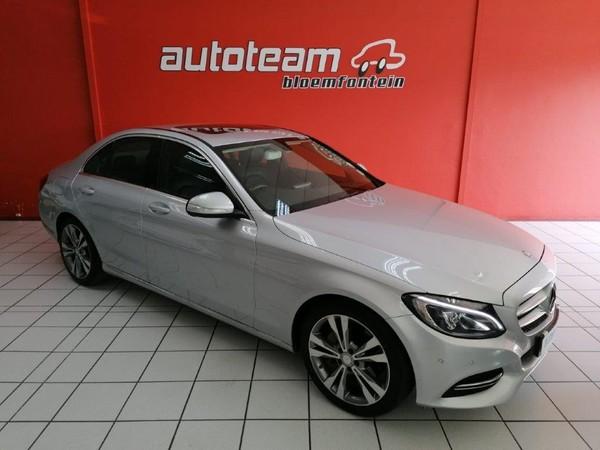 2015 Mercedes-Benz C-Class C250 Bluetec Avantgarde Auto Free State Bloemfontein_0
