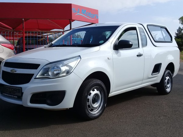2017 Chevrolet Corsa Utility 1.4 Ac Pu Sc  North West Province Orkney_0