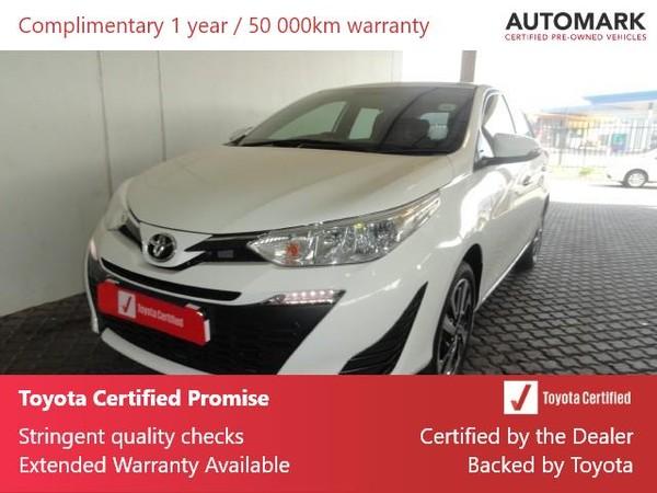 2019 Toyota Yaris 1.5 Xs CVT 5-Door Gauteng Brakpan_0