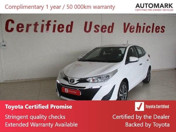 2019 Toyota Yaris 1.5 Xs CVT 5-Door Free State Bothaville_0